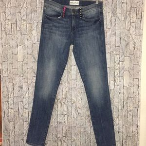 WILDFOX jeans the Marianne mid rise skinny 26